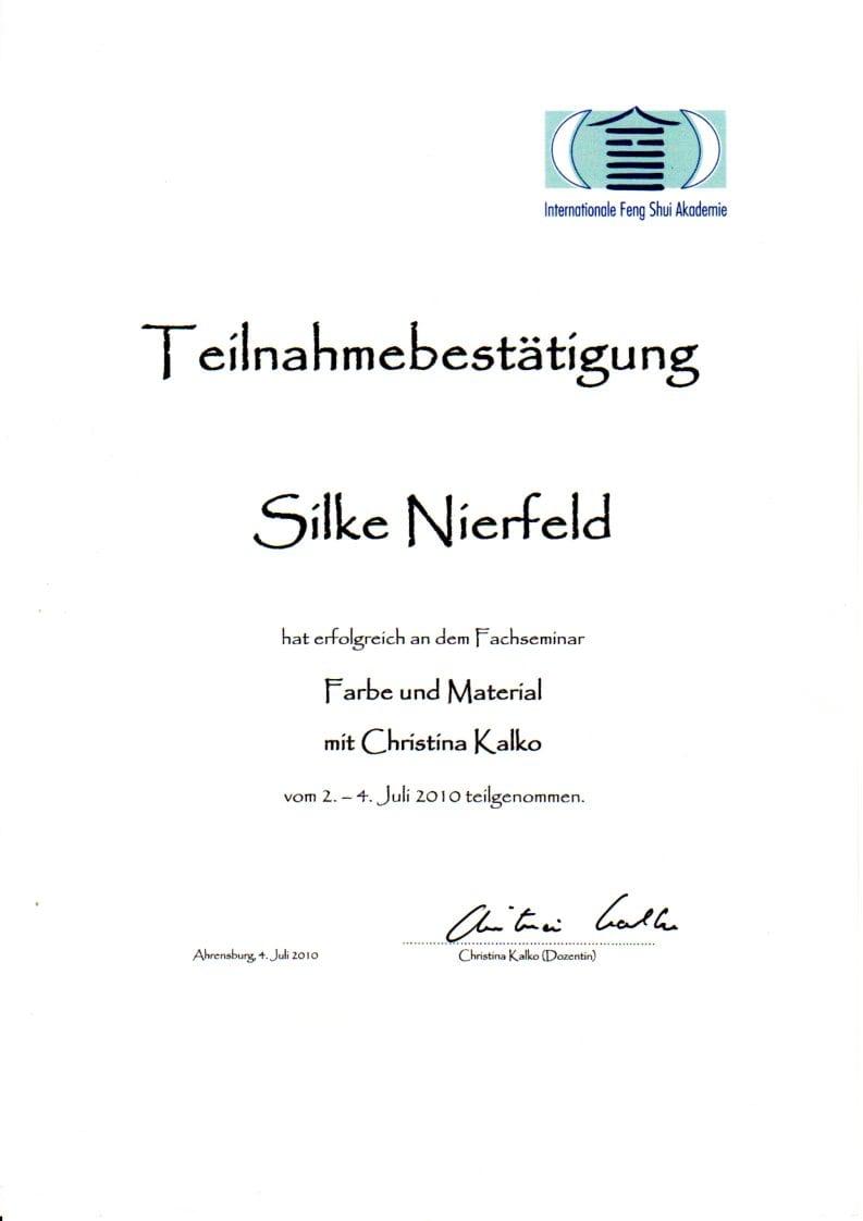 Expertise von Feng Shui Flow aus Frankfurt a. M.